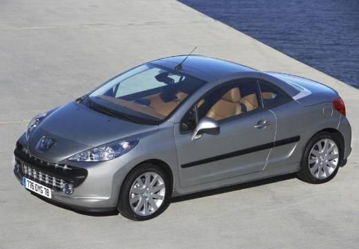 Peugeot 207 CC 120 VTi