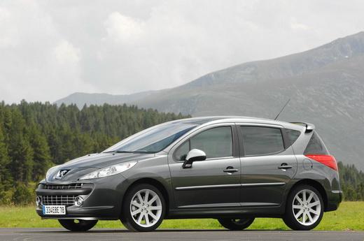Peugeot 207 SW 75