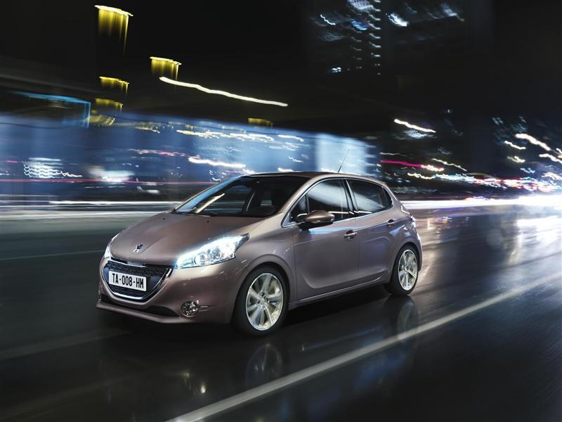 Peugeot 208 1.4 VTi MT