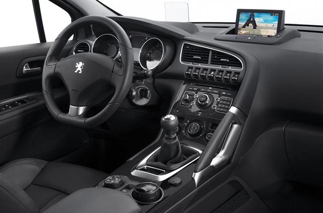 Peugeot 3008 1.6 HDi MT