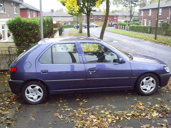 Peugeot 306 1.6 XT