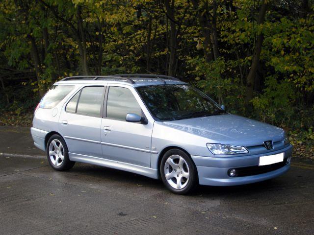Peugeot 306 1.6 SR