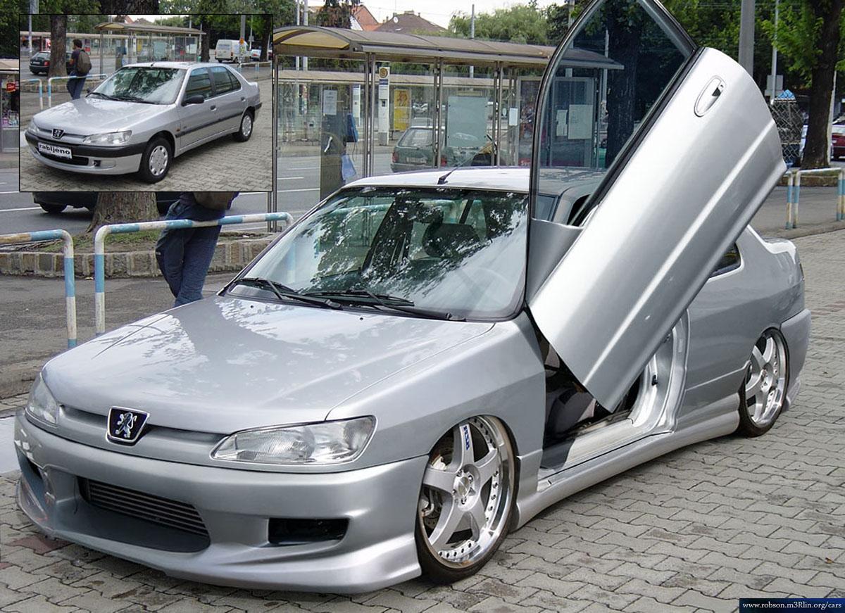 Peugeot 306 1.8 ST AT