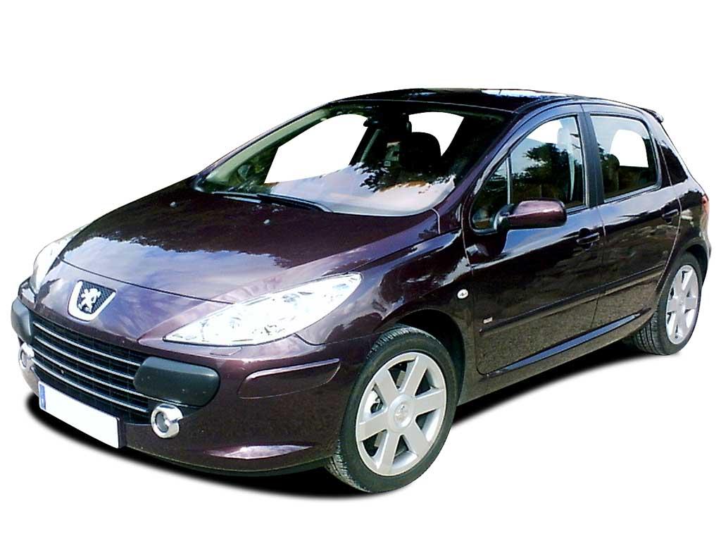 Peugeot 307 X-Line 1.6 Automatic