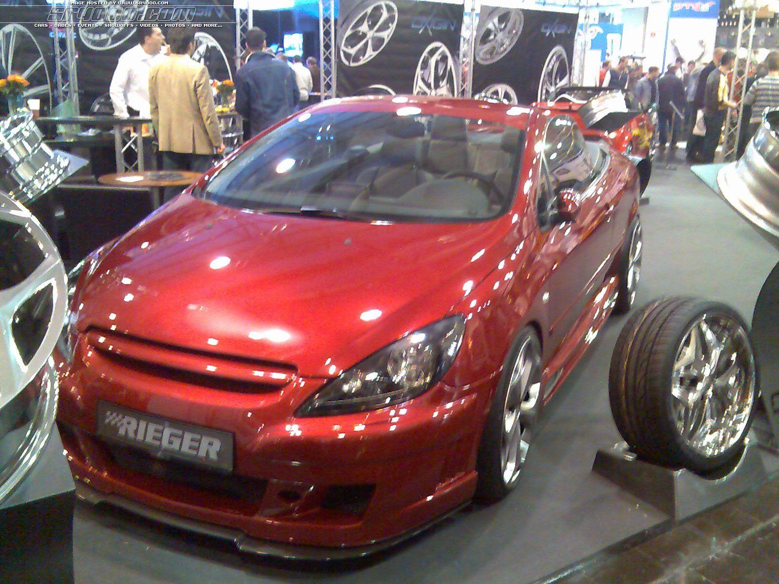 Peugeot 307cc 1.6