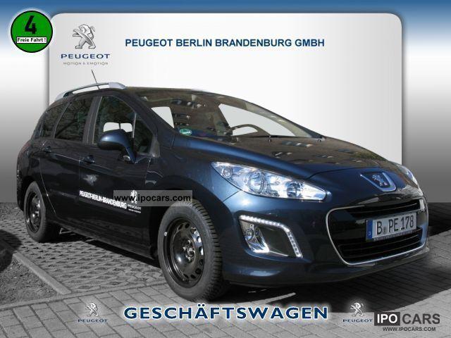 Peugeot 308 SW HDi FAP 110