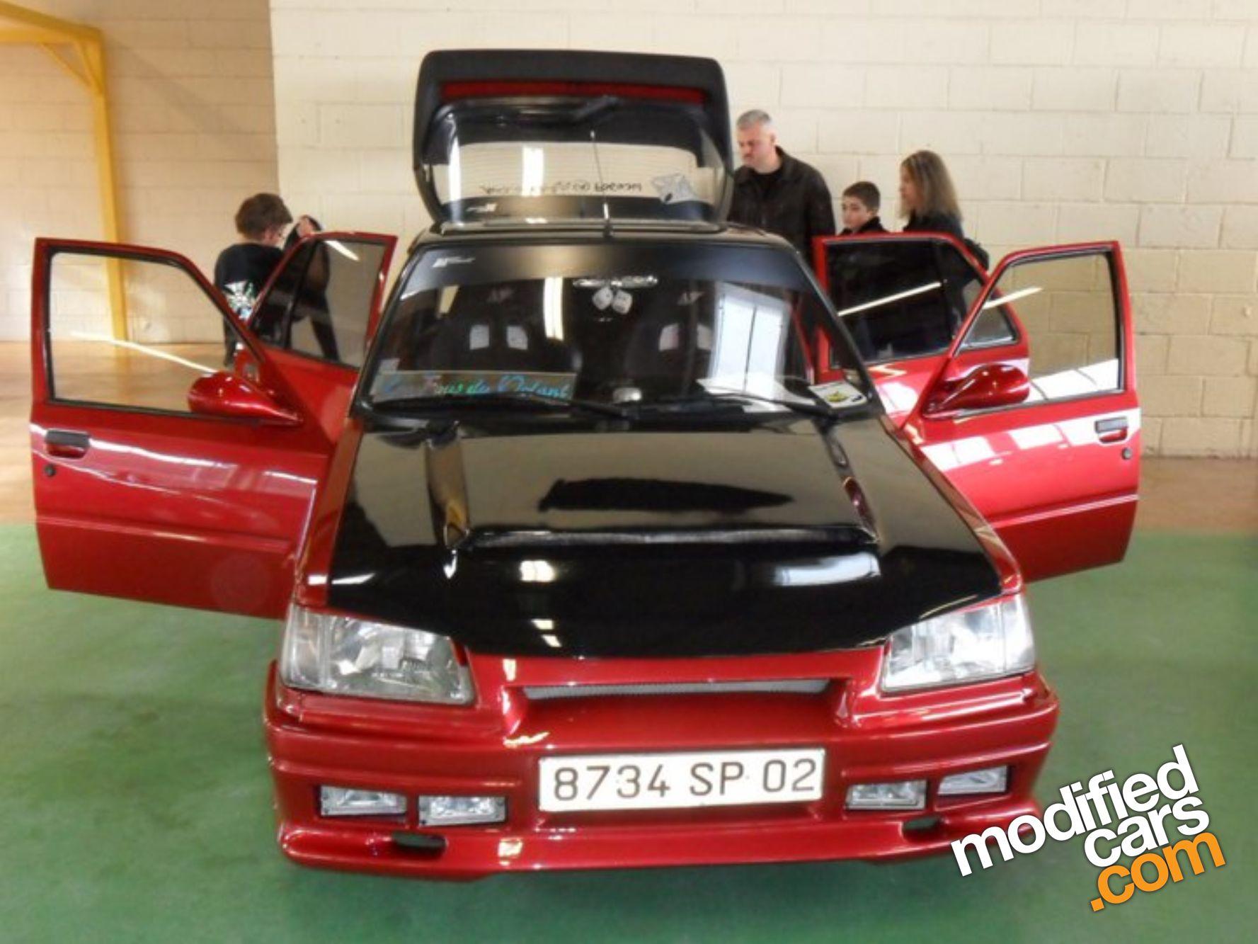 Photos Of Peugeot 309 1 1 Photo Tuning Peugeot 309 11 06 Jpg Gr8autophoto Com