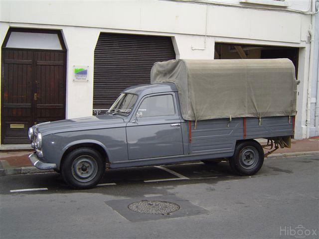 Peugeot 403 Familiale 1800D