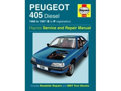 Peugeot 405 1.9 Diesel