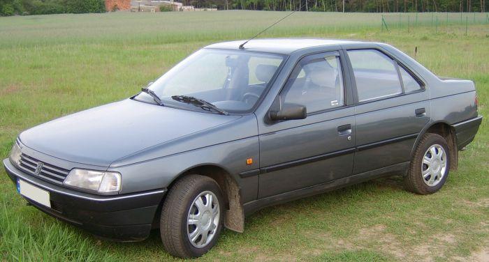 Peugeot 405 2.0 16V
