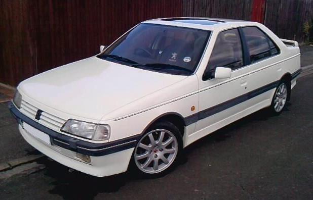 Peugeot 405 2.0 4x4