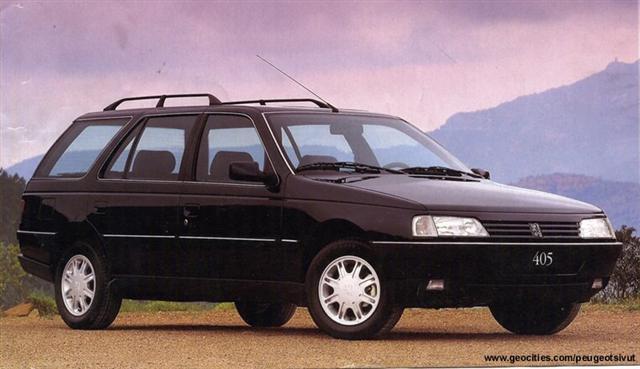 Peugeot 405 Break 1.6