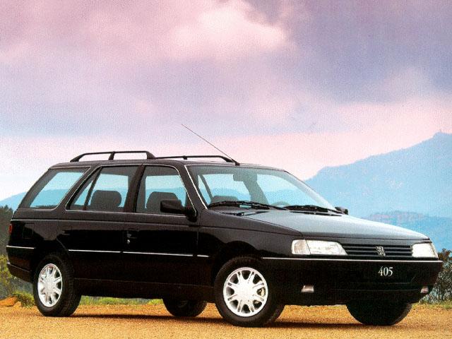 Peugeot 405 Break 1.8 D
