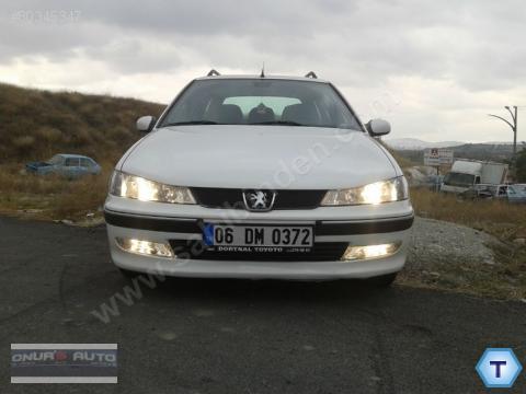 Peugeot 406 2.0 HDi ST