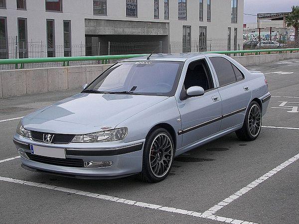 Peugeot 406 2.0