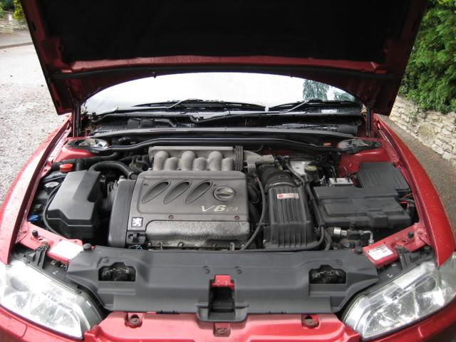 Peugeot 406 3.0 V6 24V AT