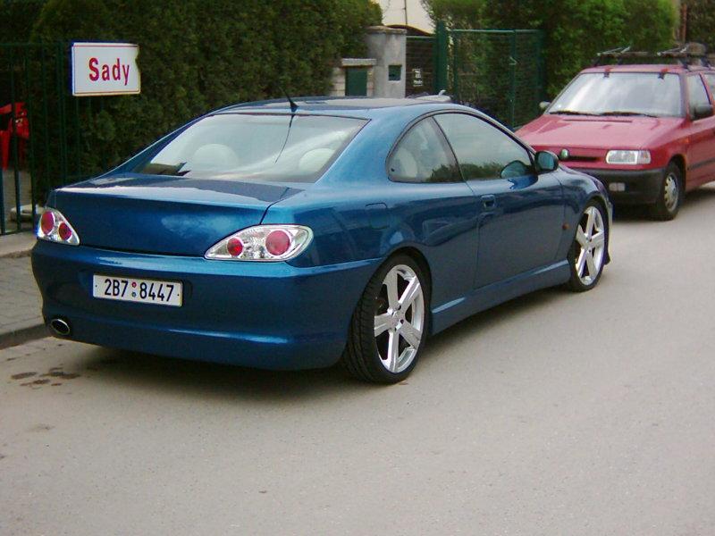 Peugeot 406 3.0 V6 AT