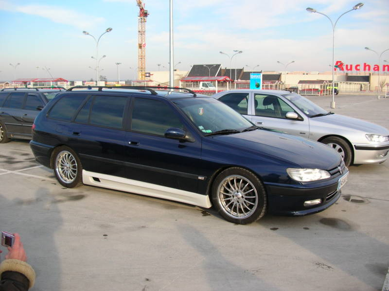 view of peugeot 406 break photos video features and tuning of vehicles. Black Bedroom Furniture Sets. Home Design Ideas
