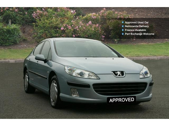 view of peugeot 407 1 6 hdi 110 photos video features and tuning of vehicles. Black Bedroom Furniture Sets. Home Design Ideas