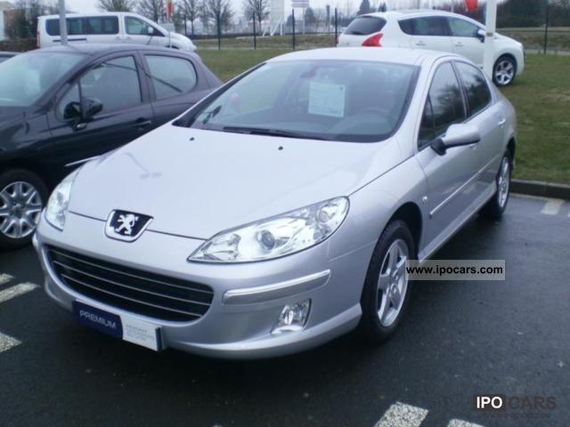 Peugeot 407 1.6 HDi 110 Esplanade