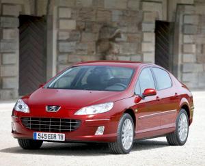 Peugeot 407 1.8 MT