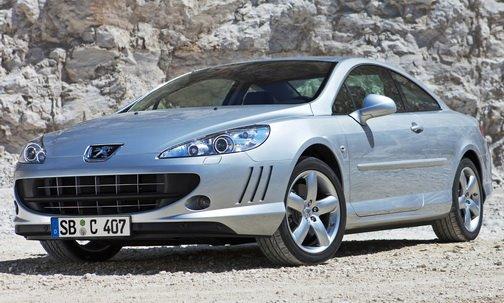 Peugeot 407 2.0 Diesel Automatic