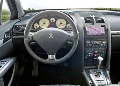 Peugeot 407 2.2