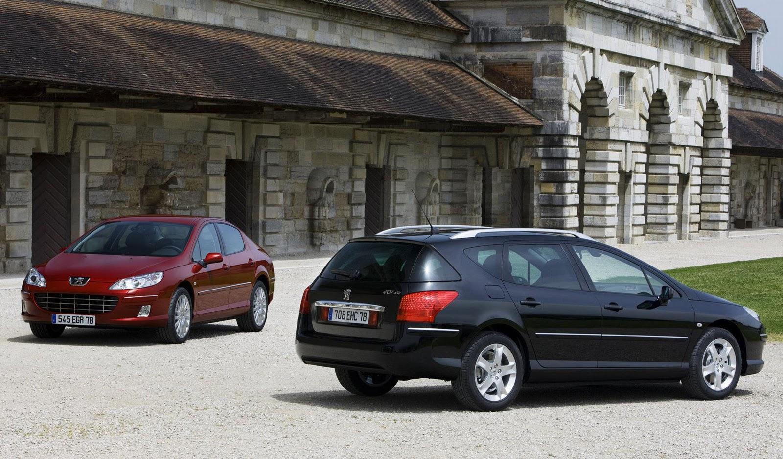Peugeot 407 2.2 Biturbo Premium
