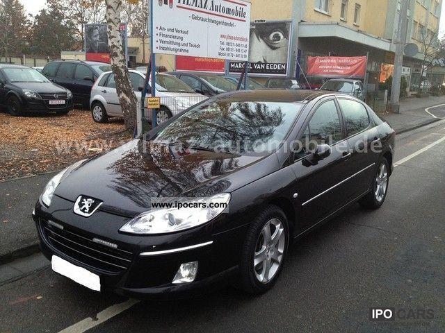 Peugeot 407 2.2 HDi 170 Biturbo