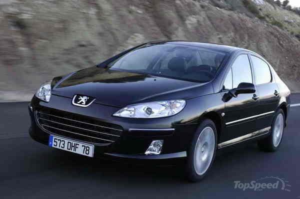 Peugeot 407 3.0 ST Exec