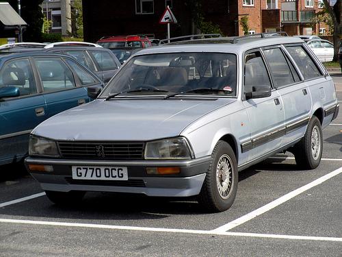 Peugeot 505 2.2 GTI
