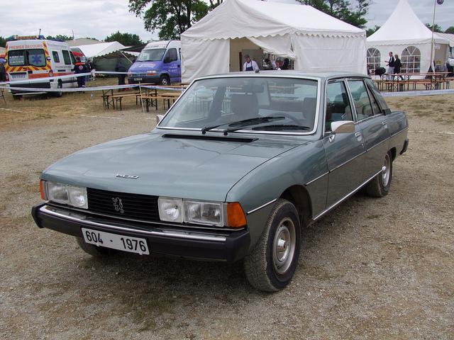 Peugeot 604 SL