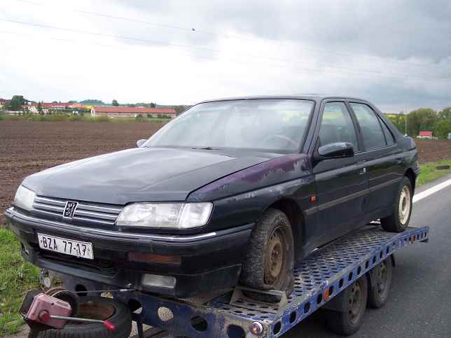 Peugeot 605 2.1 D