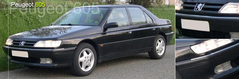 Peugeot 605 2.5 Turbo Diesel