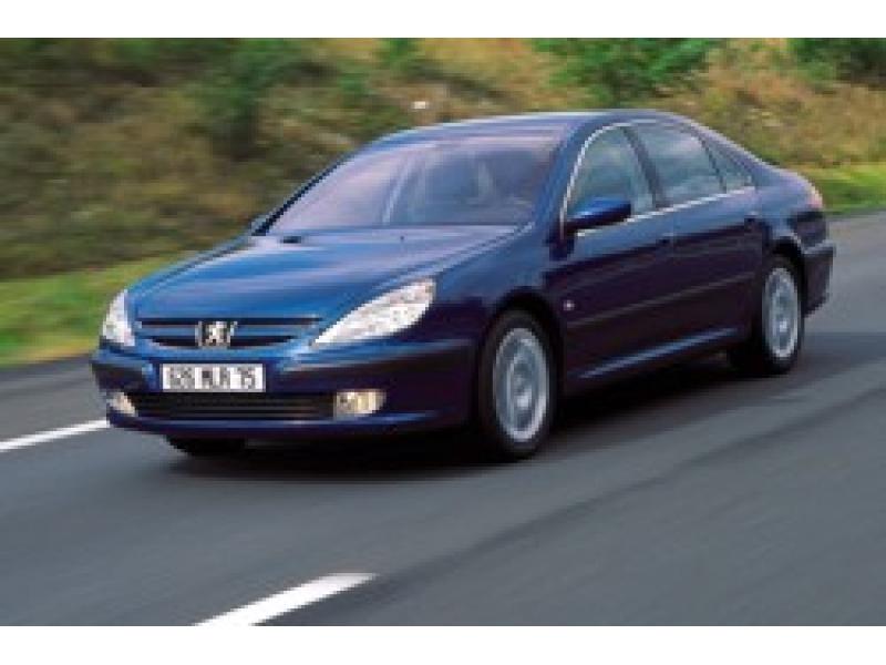 Peugeot 607 2.2 HDI AT