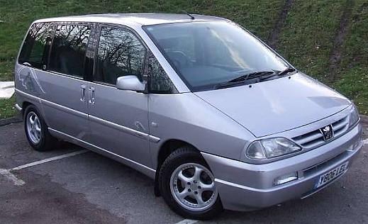 Peugeot 806 2.0