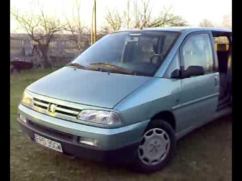 Peugeot 806 2.1 td 12V