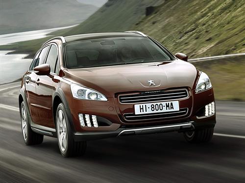 Peugeot Partner 2.0 HDi 4WD MT