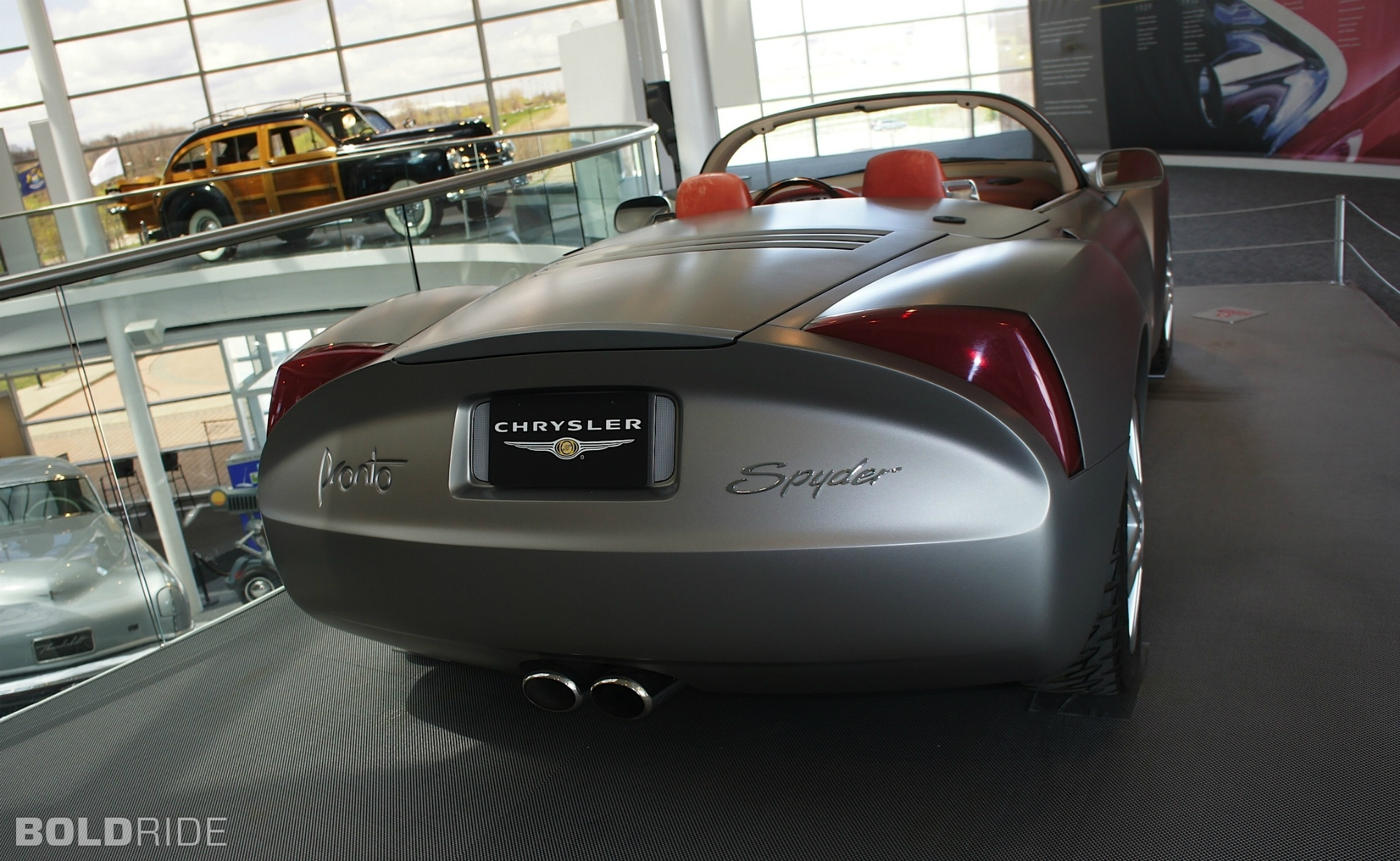 Plymouth Pronto Spyder