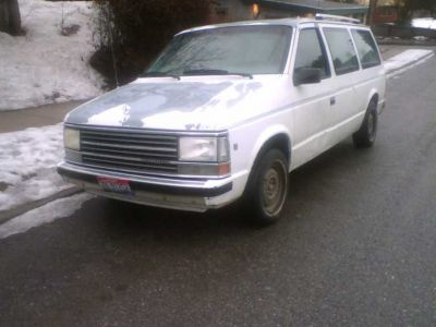 Plymouth Voyager 3.3 i V6 LE