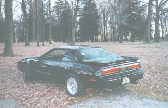 Pontiac Firebird 5.7 i V8