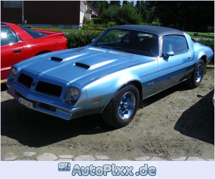 Pontiac Firebird Formula Automatic