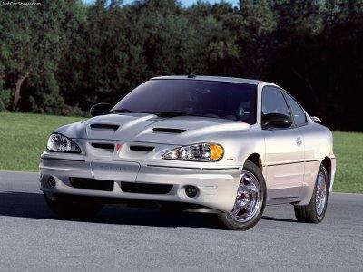 Pontiac Grand Am GT Coupe