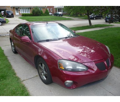 Pontiac Grand Prix GTP Sedan