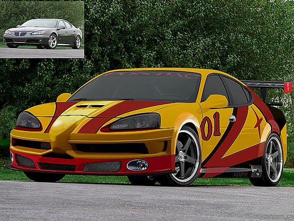 Pontiac Grand Prix GXP