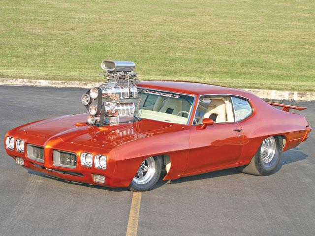 Pontiac GTO Coupe