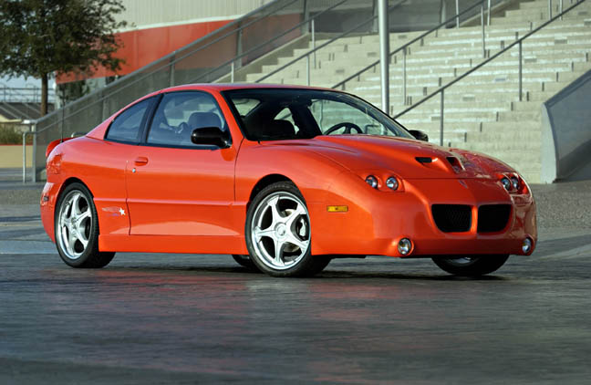 Pontiac Sunfire SE Coupe