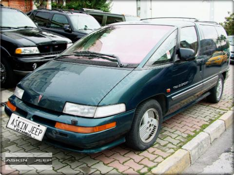 Pontiac Trans Sport 3.4