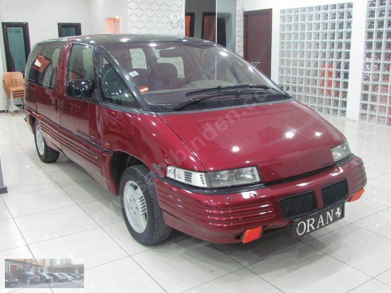 Pontiac Trans Sport 3.4 i V6