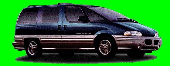 Pontiac Trans Sport 3.4 i V6 Long
